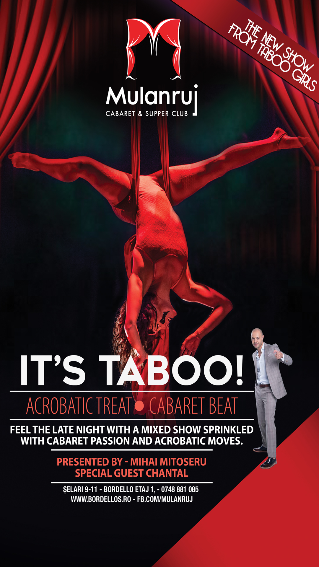 It's Taboo
