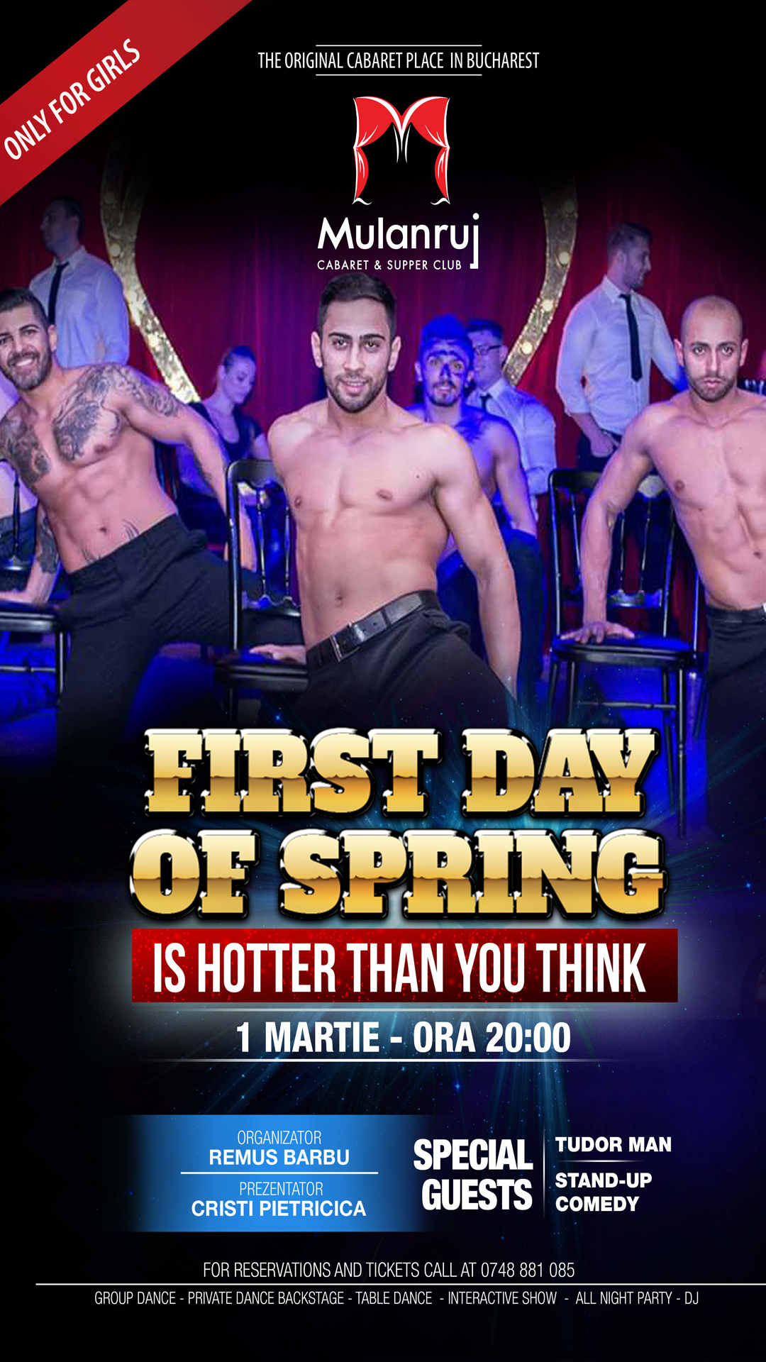 1 Martie 2017    First day of spring is hotter than you… Read More