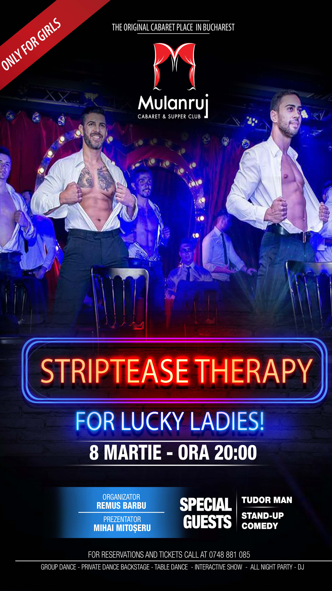 8 Martie 2017